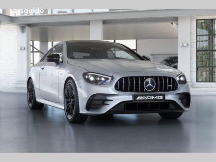 2021 Mercedes-Benz E53