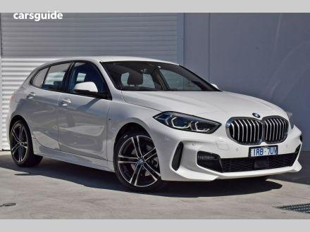 2020 BMW 118I