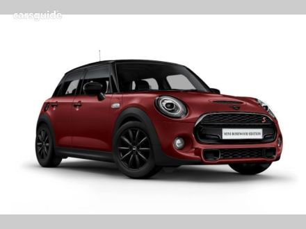 2021 Mini 5D Hatch