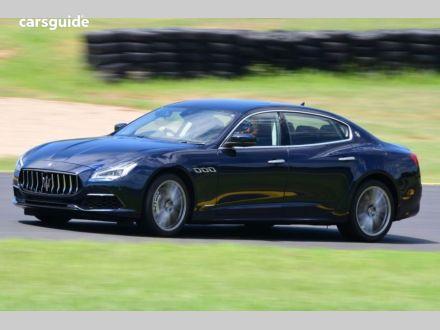 2021 Maserati Quattroporte