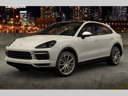 2021 Porsche Cayenne