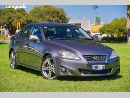 2012 Lexus IS250