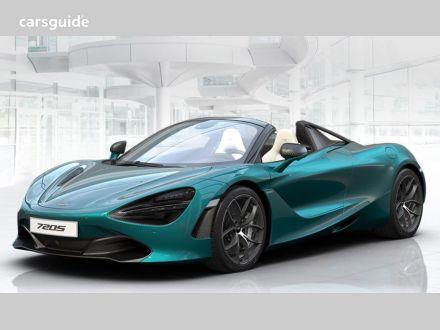 2021 McLaren 720S
