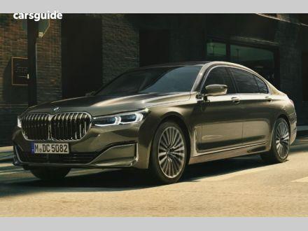 2021 BMW 745E