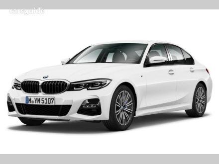 2021 BMW 320I