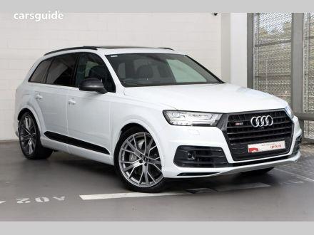 2018 Audi SQ7