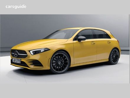 2021 Mercedes-Benz A45