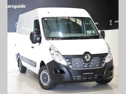 2016 Renault Master