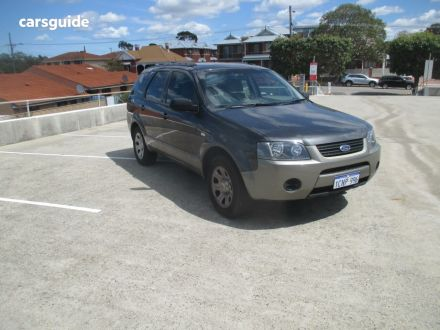 2007 Ford Territory