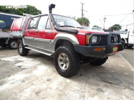 1994 Mitsubishi Triton