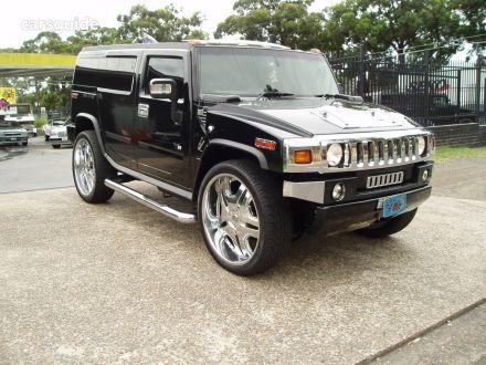 2006 Hummer H2