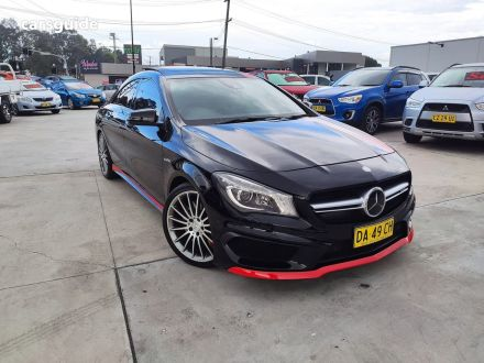 2015 Mercedes-Benz CLA45
