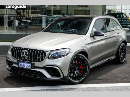 2019 Mercedes-Benz GLC63