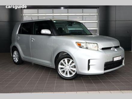 2012 Toyota Rukus