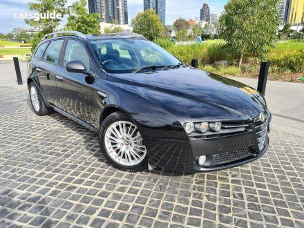 2011 Alfa Romeo 159