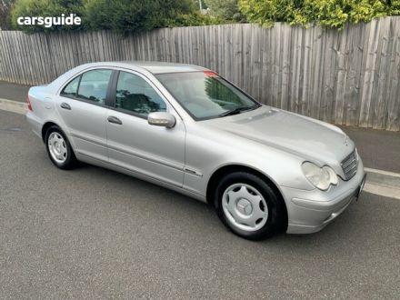 2001 Mercedes-Benz C200