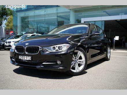2015 BMW 320D