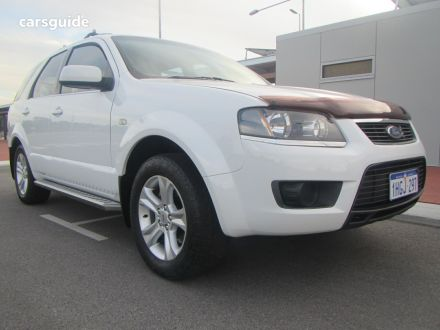 2010 Ford Territory