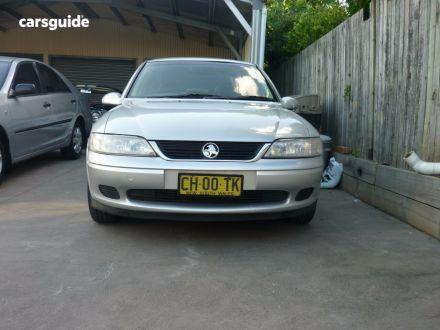 2002 Holden Vectra