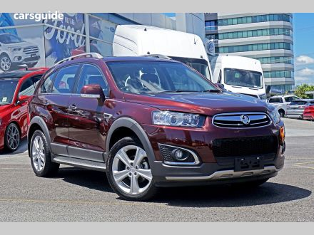 2014 Holden Captiva