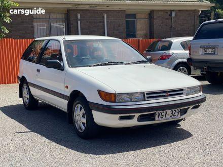 1992 Mitsubishi Lancer