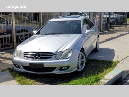 2005 Mercedes-Benz CLK350