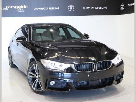 2016 BMW 420D