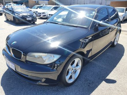 2008 BMW 120D