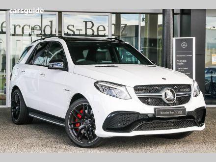 2017 Mercedes-Benz GLE63