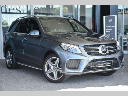 2018 Mercedes-Benz GLE350