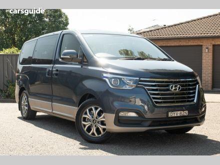 2018 Hyundai Imax