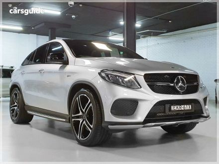 2017 Mercedes-Benz GLE43