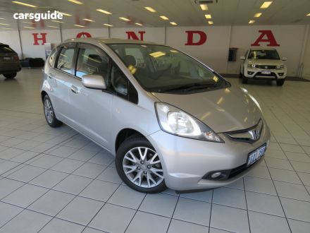 2010 Honda Jazz