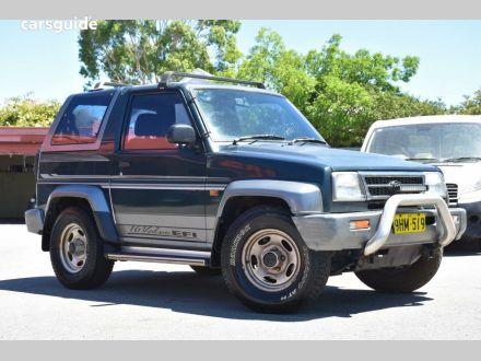 1996 Daihatsu Feroza