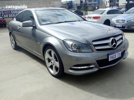 2011 Mercedes-Benz C250