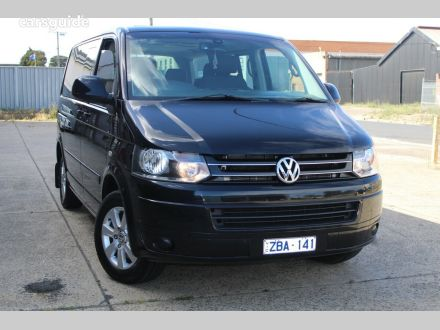 2012 Volkswagen Multivan