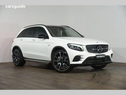 2017 Mercedes-Benz GLC43
