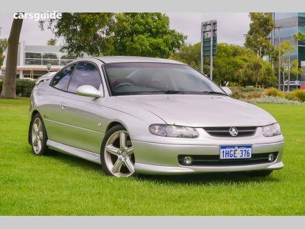 2001 Holden Monaro