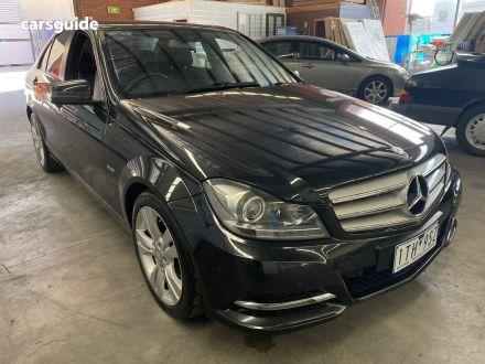2011 Mercedes-Benz C200