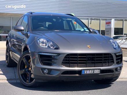 2014 Porsche Macan