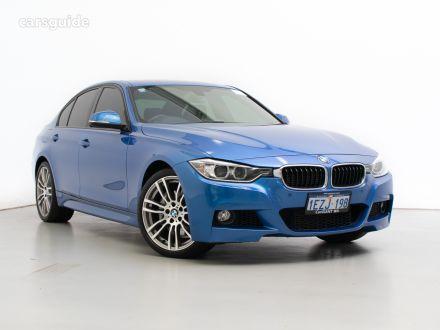 2013 BMW Activehybrid 3