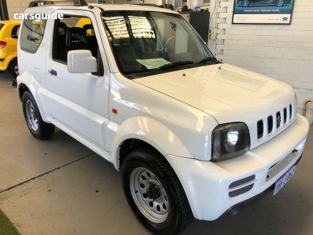 2011 Suzuki Jimny