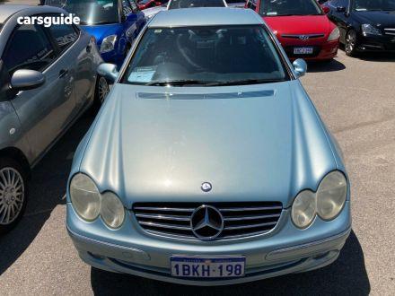 2003 Mercedes-Benz CLK320