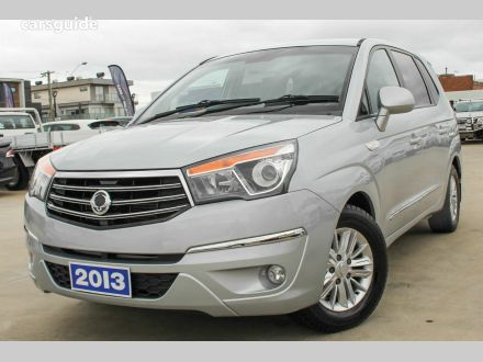 2013 Ssangyong Stavic