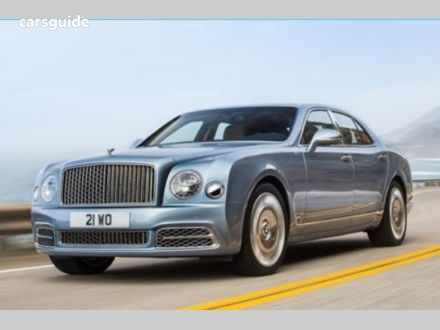 2021 Bentley Mulsanne Speed