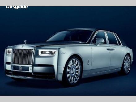 2021 Rolls-Royce Phantom