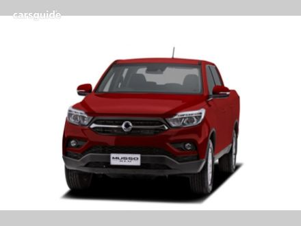 2021 Ssangyong Musso XLV