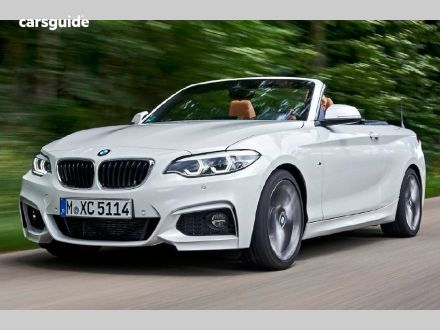 Bmw 2 Series Convertible For Sale Carsguide