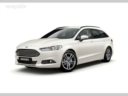 2021 Ford Mondeo