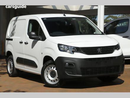 2021 Peugeot Partner
